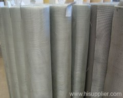 PW wire cloth