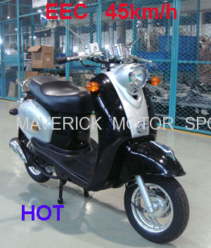 EEC 50cc Motor Scooter