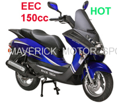 EEC 150cc Gasoline Scooter