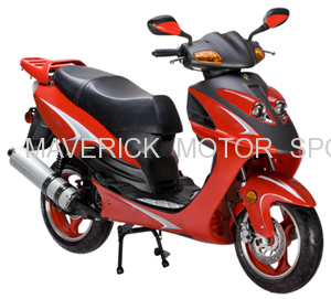 150cc EEC Moped