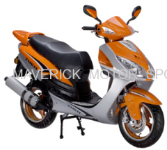 150cc 4 Stroke Gas Scooter