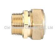 male adapter for flexible pipe