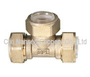 stainless flexible pipe fitting