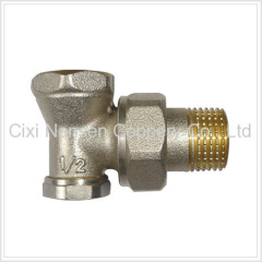 brass back-water valve