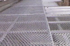 Walkway Expanded metal Mesh