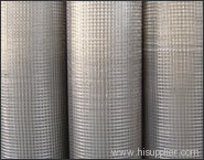 welded mesh wire