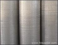welded mesh wire