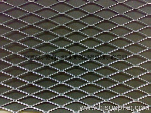 Galvanized expanded metal lath