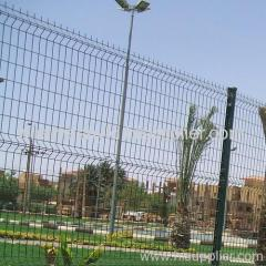 residential area district fences