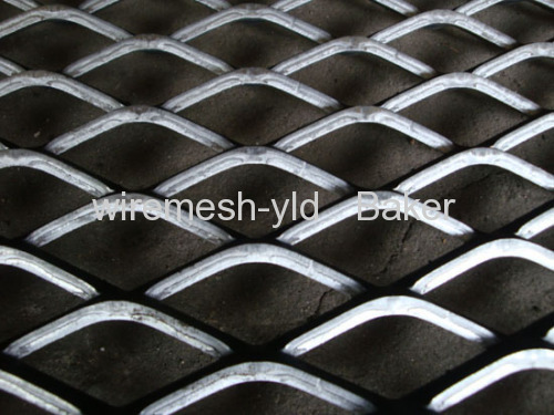 heavy weight expanded metal mesh