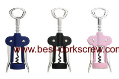 Deluxe Bar Wine Corkscrew Bottle Opener