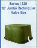 JUMBO RECTANGULAR VALVE BOX