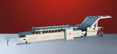 flute laminating machine