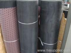 black epoxy mesh