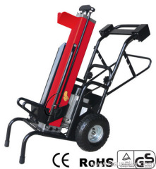 mobile wood splitter