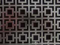 anodizing aluminum perforated meshes