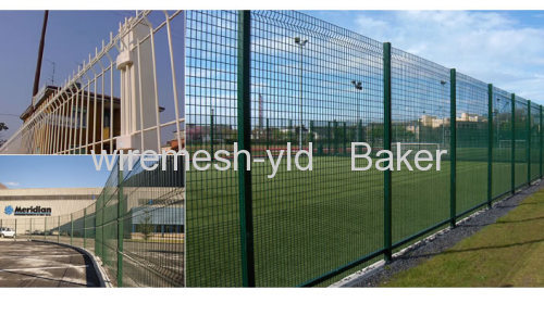 Pvc Coated Fencing