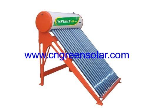 glass vacuum tube solar water heating