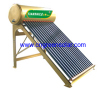 Copper Pipe Solar Water Heater