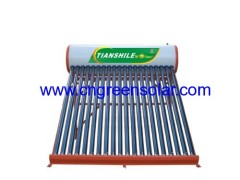 high pressure solar hot water heating