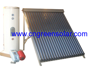home solar water heating