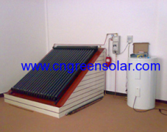 high pressure solar energy heaters