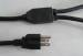 T connection power cord