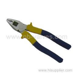Soft Rubber Handle Plier