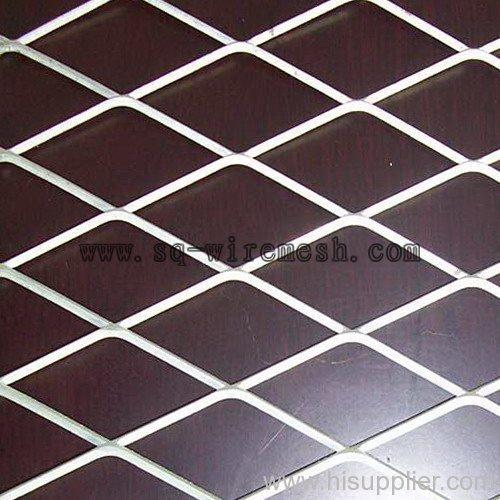 expandable steel mesh