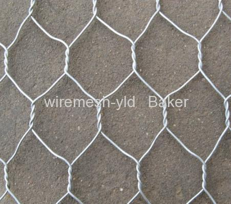 Galvanized Hexagonal Wire Meshs