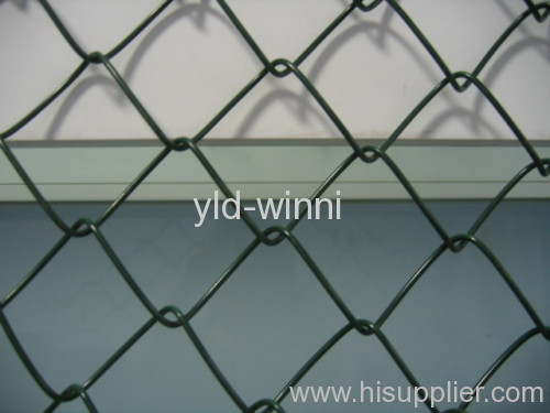 PVC Coated Chain Link Fencings