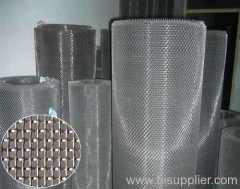 stainless steel crimped wire mesh coils