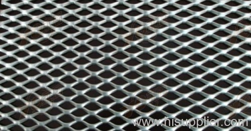 Diamond Aluminum expanded metal Meshes