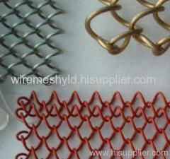 chain link wire mesh fences