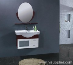 PVC bathroom cabinets