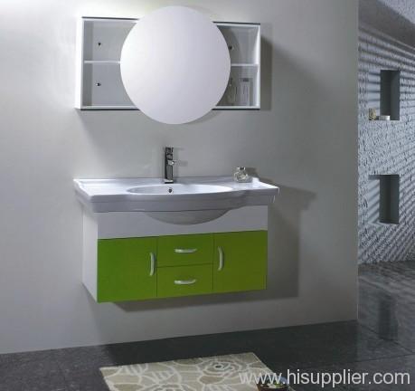 modern pvc bathroom vanities