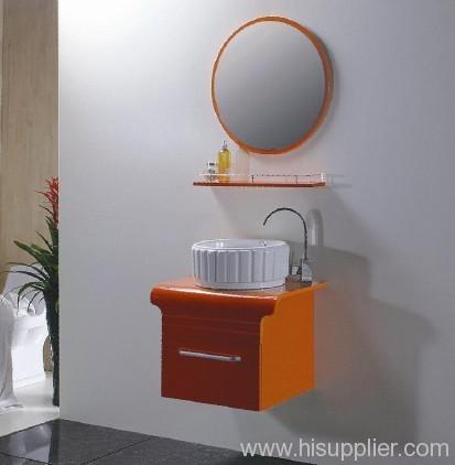 Simple Bathroom Cabinet