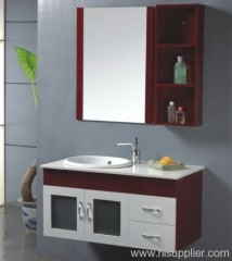 Modern PVC Bathroom Vanity
