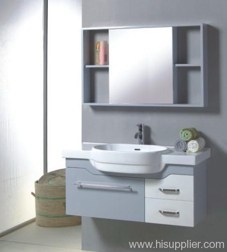 Modern PVC Bathroom Cabinet