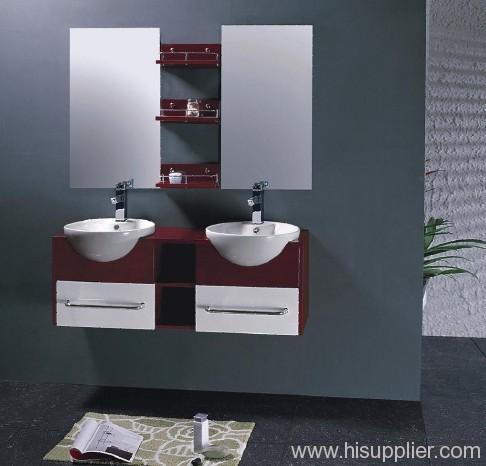 Solid Wood Bathroom Vanities