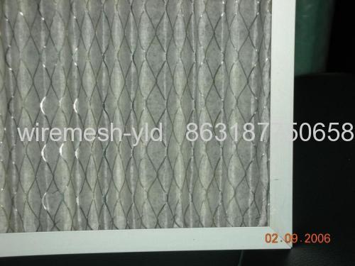 Expanded Aluminum Foil Mesh