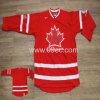 2010 canada olympic hockey jersey with blank red
