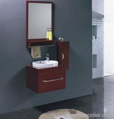 classic oak bathroom vanity