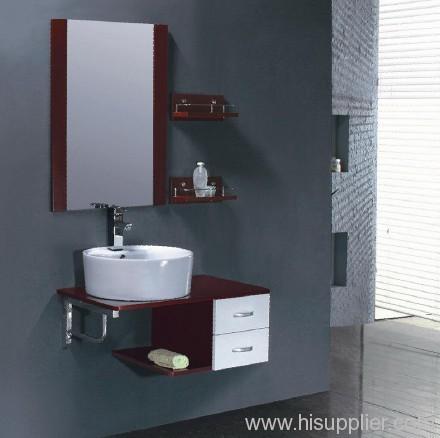classic oak bathroom vanities