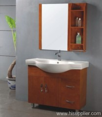 oak wood bathroom furniture