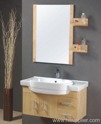 oak wood bathroom furniture