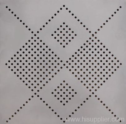 SS Decorative Hole Perforated metal Mesh