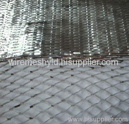 Expanded Aluminum Foil Meshes From China Manufacturer