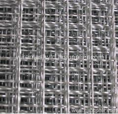 stainless steel crimped wire panels