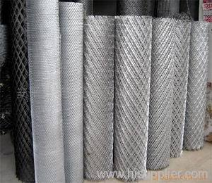 Expanded Metal Mesh coil
